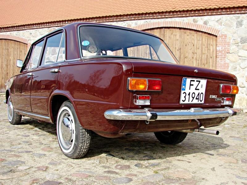 Fiat 124 Berlina from Poland Dsc05615