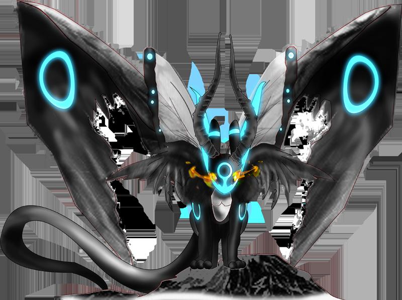 The Light Of The Shadows [Axel ID] 10198-Shiny-Mega-Umbreon-Dragon