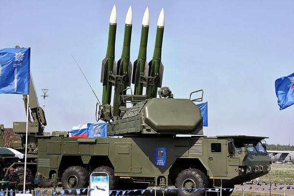 """تعرف على صواريخ ومنظومات الحرس الثورى الإيرانى بمناورة """"سماء الولاية"""" 4l-Image-Buk-M2E"""