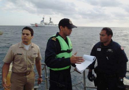 La Armada de Mexico participó Junto a Guardacostas de E.U. y Canada en ejercicios de seguridad maritima y costera Dfvgfbg