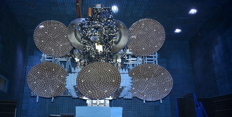 Lancement Falcon 9 / JCSAT-14 - 06/05/2016 [Succès ] Jscat-14
