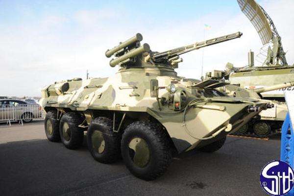 Ukraine's Arms Εxports BTR-ukraine