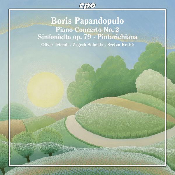 Boris Papandopulo (1906-1991), compositeur croate 0761203782925_600