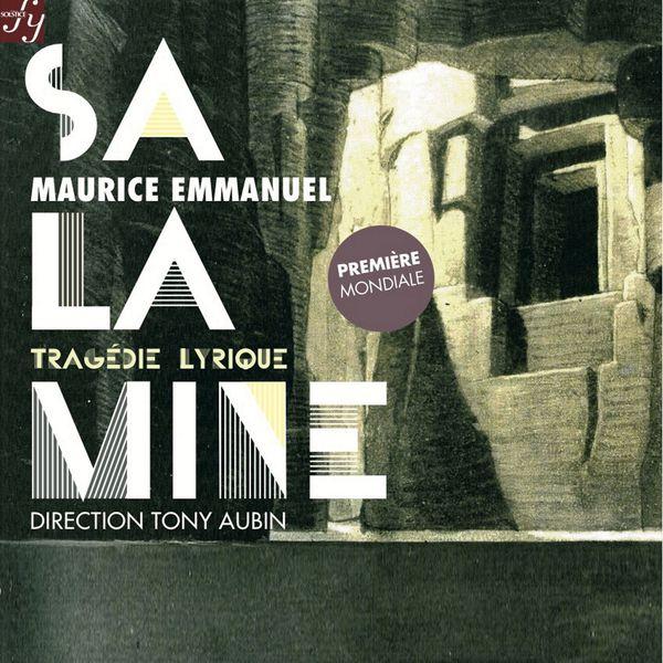 Maurice Emmanuel (1862-1938) 3279793012034_600