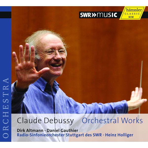 Claude-Achille DEBUSSY - Oeuvres symphoniques - Page 6 4010276026839_600