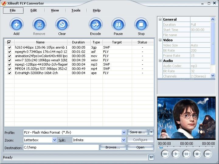 [GL] Xilisoft FLV Converter 7.4.0 + key Xilisoft-flv-converter-3