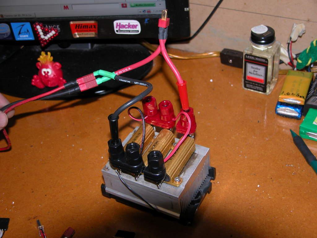 Descargador de baterías. A2453347-163-DSCN7659