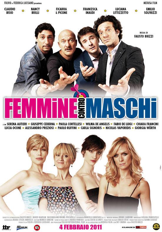 Femmine - Женщины против мужчин /Femmine contro maschi Femmine-Contro-Maschi-Poster_mid