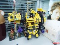 [MakeToys] Produit Tiers - Jouet Yellow Giant ou Green Giant - aka Devastator/Devastateur - Page 3 067c8e07318b9a6bdc829cd46e5062be