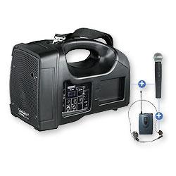 Remise en service et amélioration d'une sono portable Behringer EPA40 37235