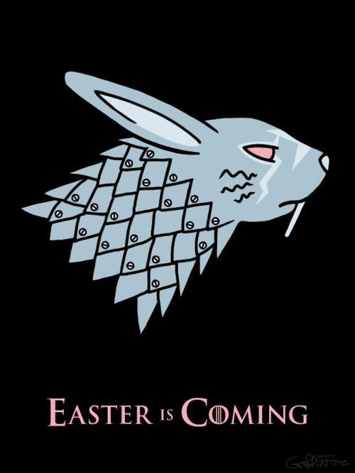 Humorheroldok oldala Easter-is-COming