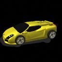 Lamborghini Gallardo/Ford Focus (Pedido de tomy 1999) 500686912807