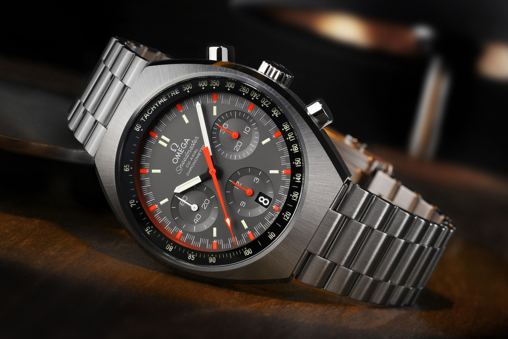 Omega Speedmaster Mark II Speed2