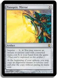 Duels of the Planeswalkers  - Page 3 Panoptic_mirror