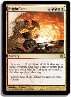 Duels of the Planeswalkers  - Page 4 Brightflame
