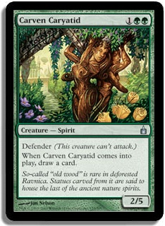 Duels of the Planeswalkers  - Page 3 Carven_caryatid