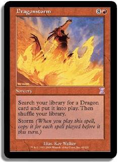 Banned List Dragonstorm