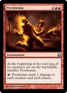 [EDH] Des mises à jours sont disponibles pour votre Kaalia Pyrohemia