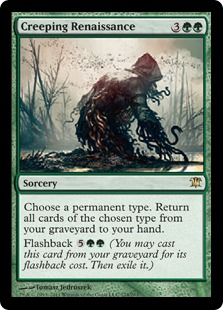 [EDH] Riku of two Garruks CreepingRenaissance