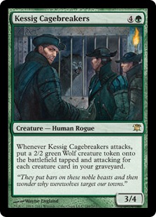 [EDH] Riku of two Garruks KessigCagebreakers