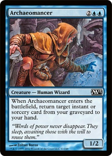 Duels of the Planeswalkers  - Page 3 Archaeomancer