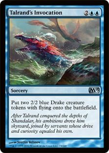 Duels of the Planeswalkers  - Page 3 TalrandsInvocation