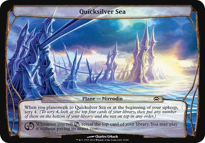 Duels of the Planeswalkers  - Page 4 QuicksilverSea