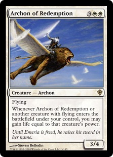Duels of the Planeswalkers  - Page 4 ArchonofRedemption
