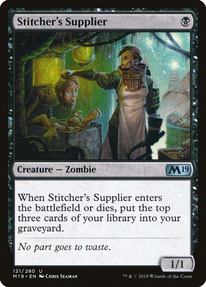 [Deck] Zombardment StitchersSupplier