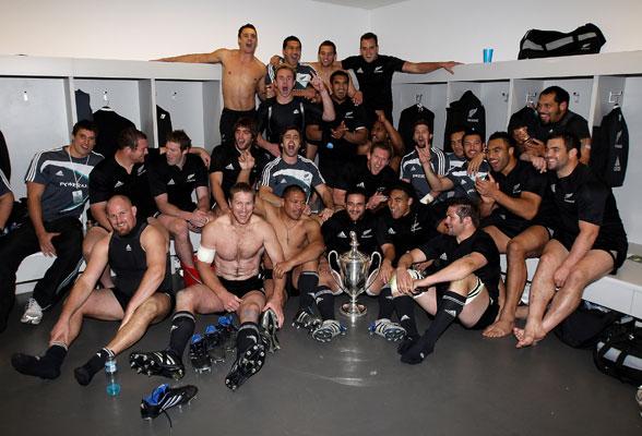 2010 Tri-Nations: Game 6 - South Africa v All Blacks 4048206