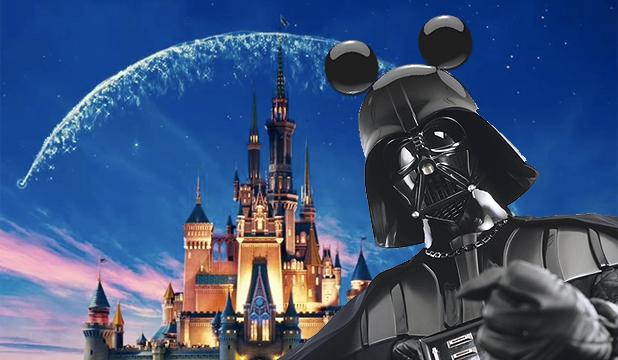 Disney achète Lucasfilm 7887823