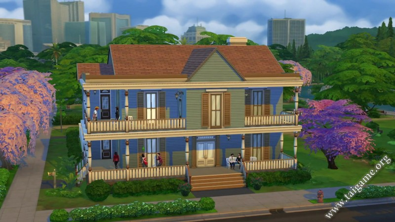 Tải  - Hướng dẫn The Sims 4 + Crack + Update (Ver.03) The-sims-4-7