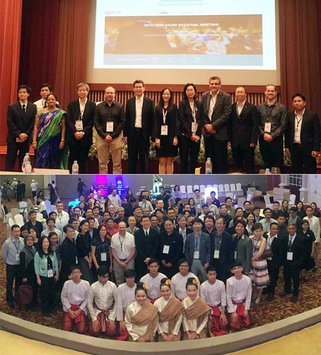 ĐH Duy Tân báo cáo (Keynote) tại Hội nghị CDIO vùng châu Á 2017 Duytan2_fcdi