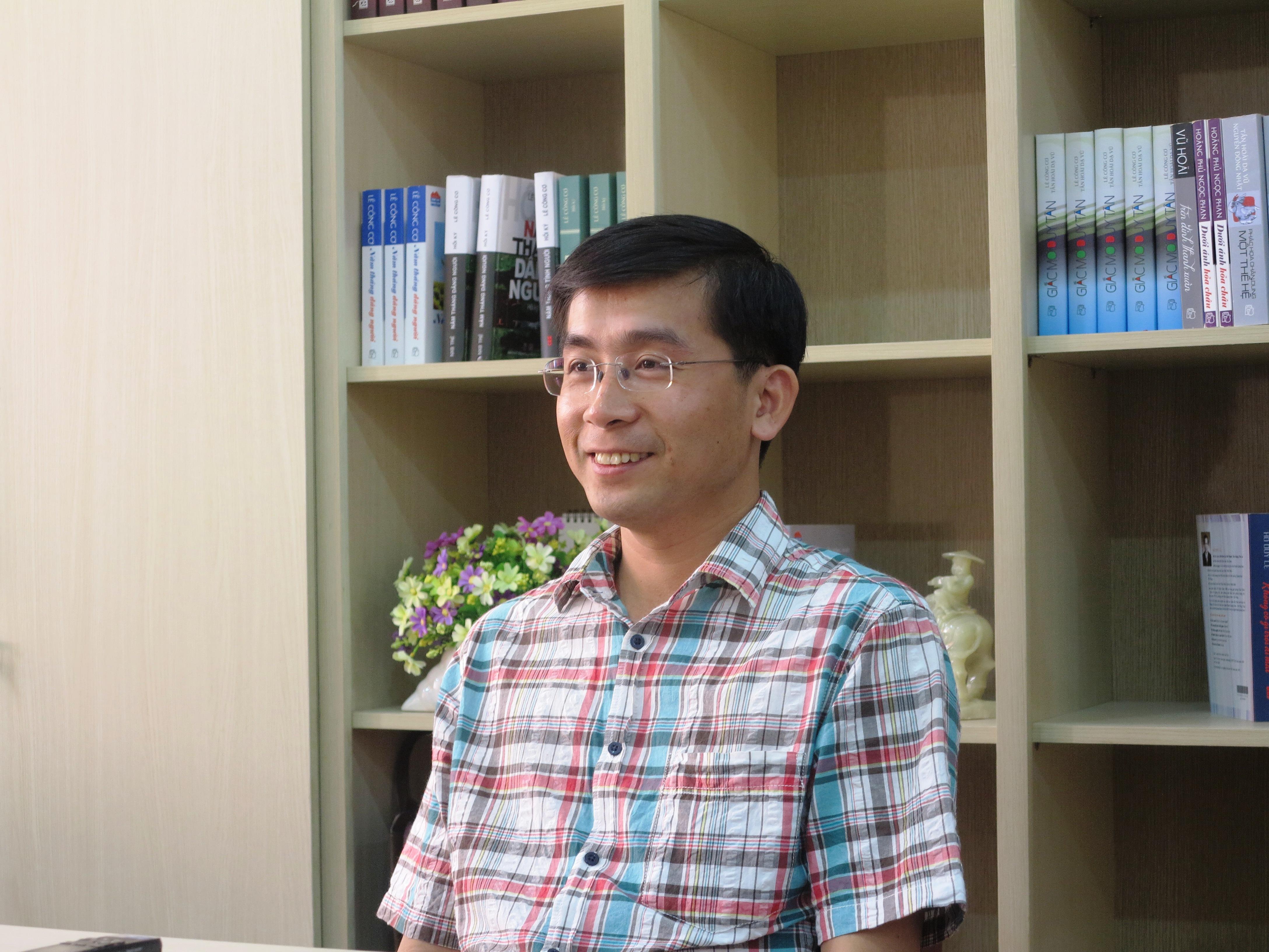 Tiến sĩ Việt ở ĐH Queens Belfast chia sẻ kinh nghiệm 'săn' học bổng Img_2705_oxzv