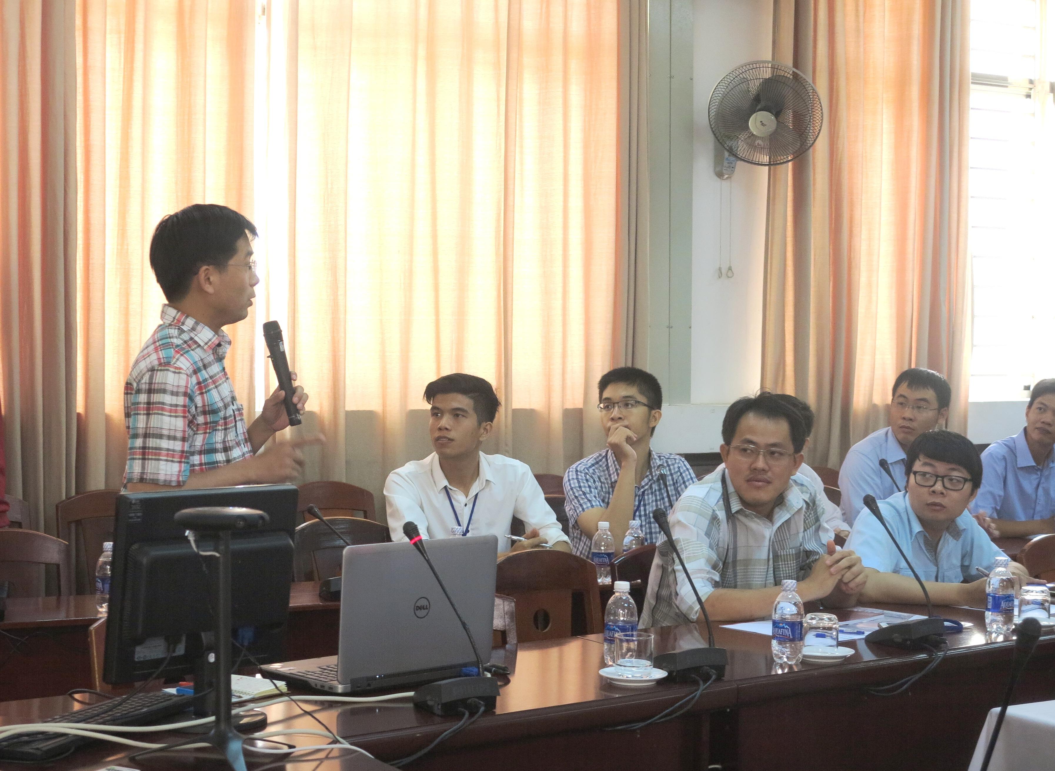 Tiến sĩ Việt ở ĐH Queens Belfast chia sẻ kinh nghiệm 'săn' học bổng Img_2724_brgg
