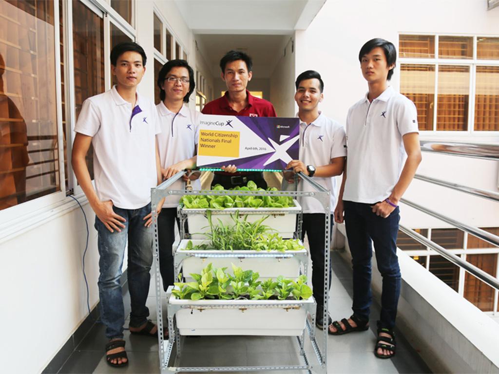 ĐH Duy Tân giành giải Nhất Cuộc thi Microsoft Imagine Cup 2016 tại Việt Nam Dhduytan_twlf