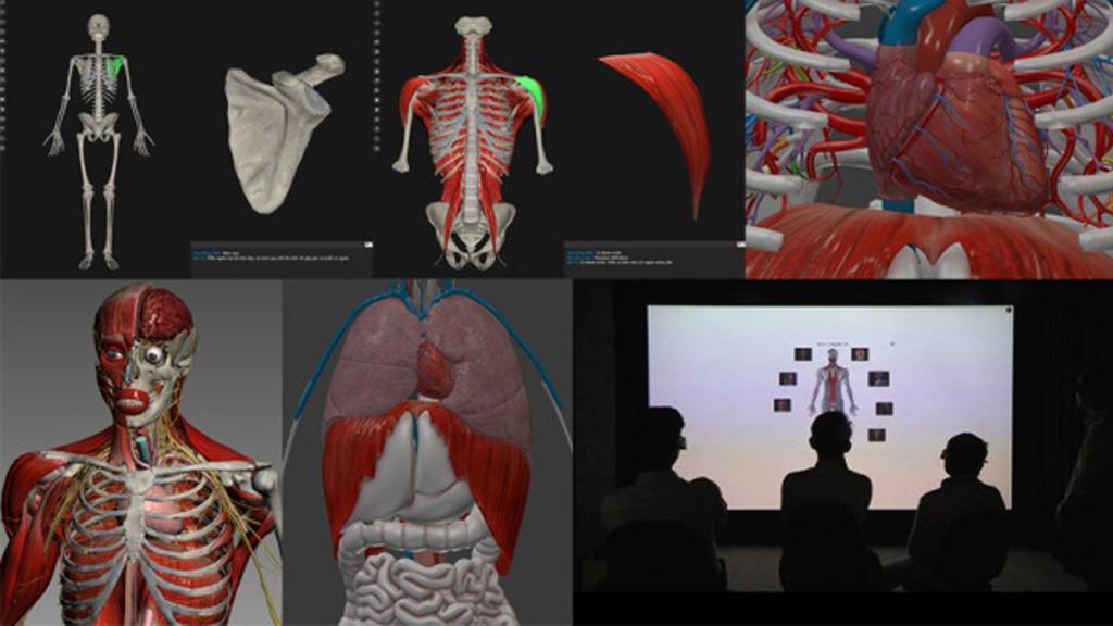 'Mô phỏng Thực tại Ảo' - Hướng đi mới trong học liệu Y khoa ở ĐH Duy Tân Dh-2_ayvn