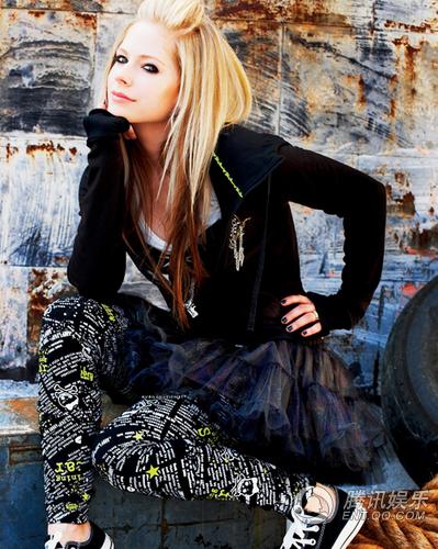 Album of Avril Avirl
