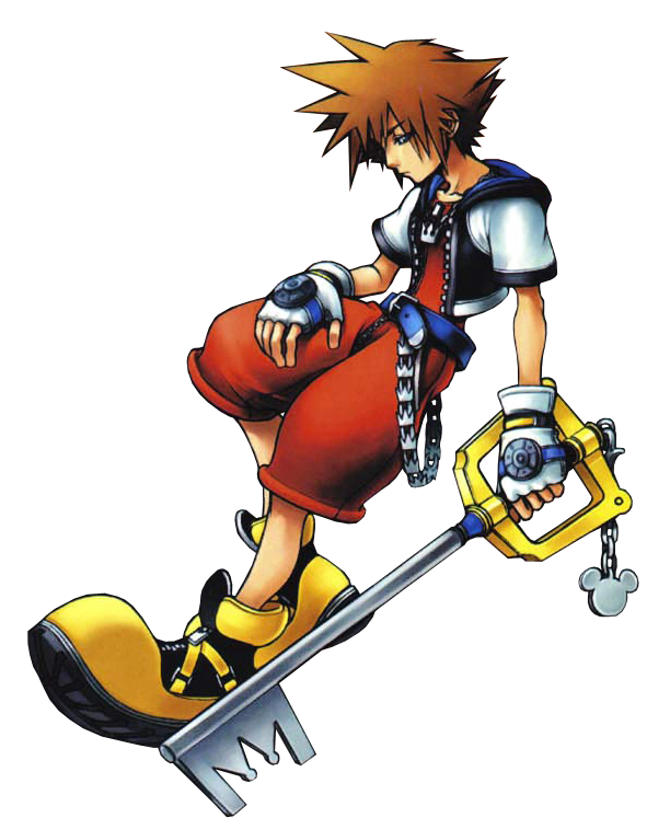 Sora (Kingdom Hearts) Discussion: Re:Gimmick Tumblr_static_character01_-_sora18