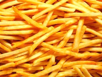 Os 10 piores alimentos de todos os tempos Batatafrita