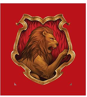 VYLDERMIRE RPG ::  HOGWARTS HOUSES Gryffindor-crest