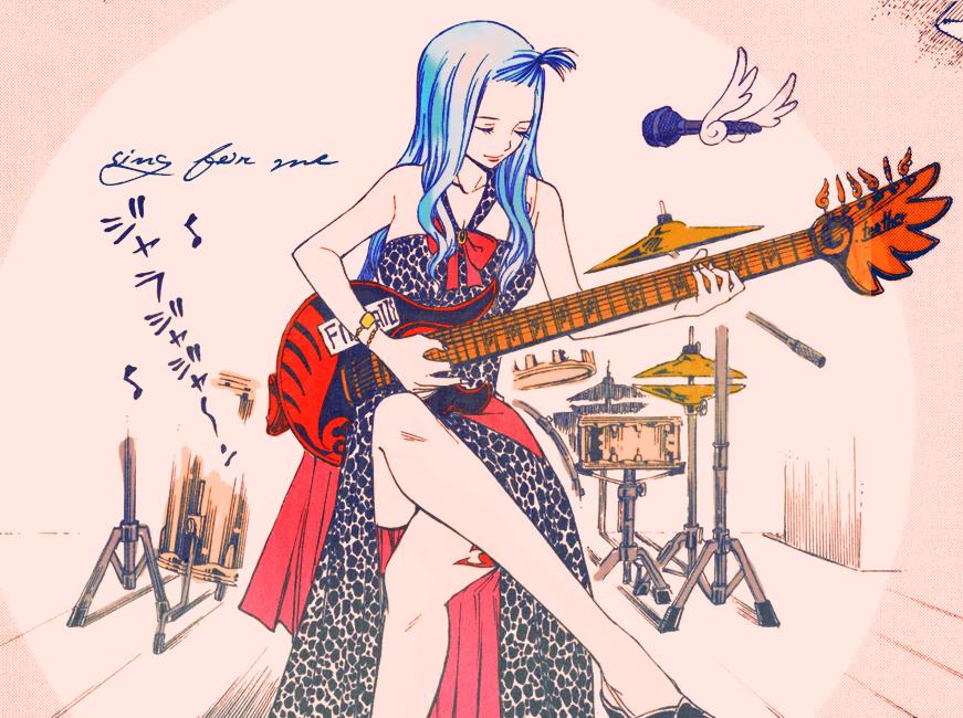 La fille La plus belle de tous le mangas Selon vous #_# Sing_for_me_by_kimyuna