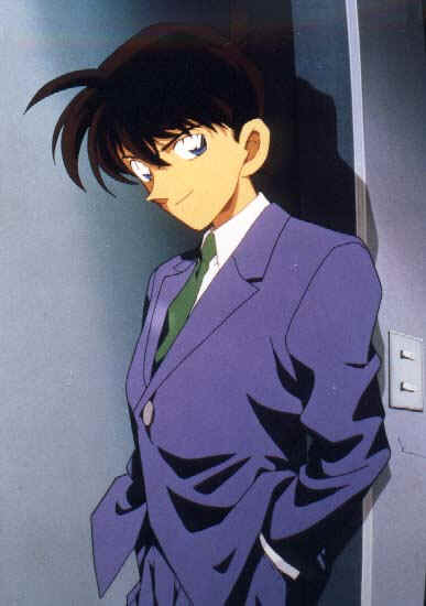 [Long Fic] Love Forever and Only One Shinichi_kudo