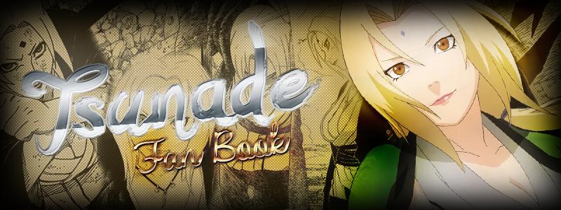 [Fan Book Naruto] - Tsunade Capa_fanbook