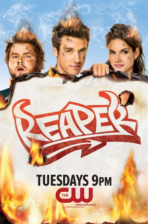 Reaper (2007-2009) Reaper-poster