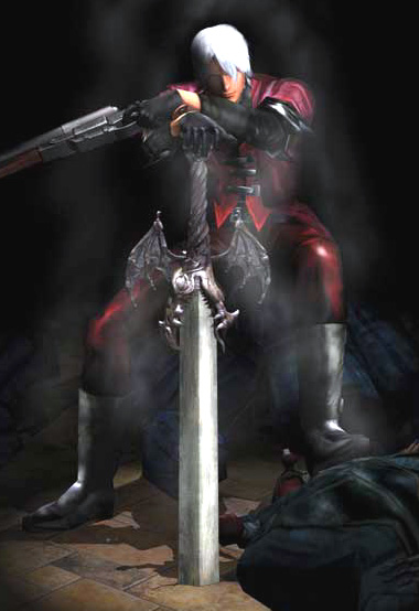 Devil May Cry SAGA DMC1_Dante