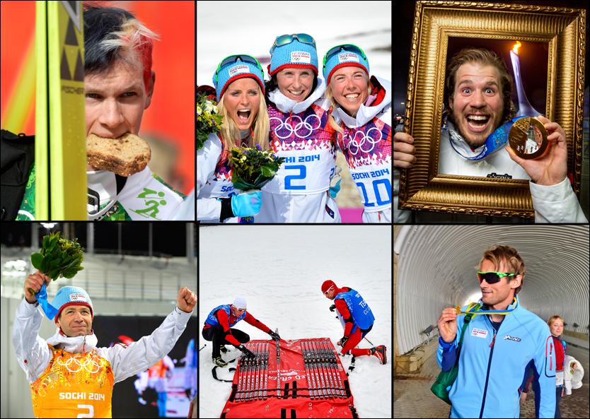 Сборная Норвегии! Наши олимпийцы в Сочи. - Страница 5 Flopptopp