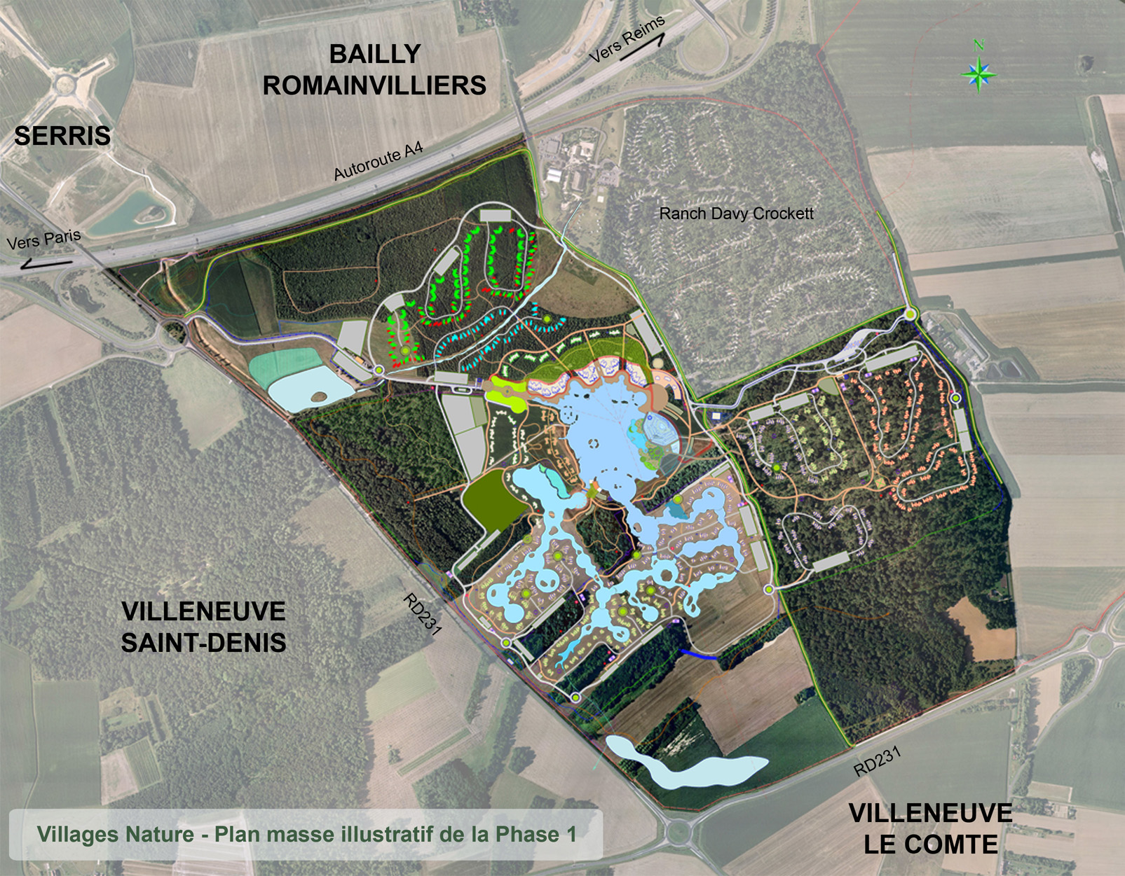 Village Nature 2016 - Page 2 Plan_masse_de_la_Phase_1_du_projet_aout_2011