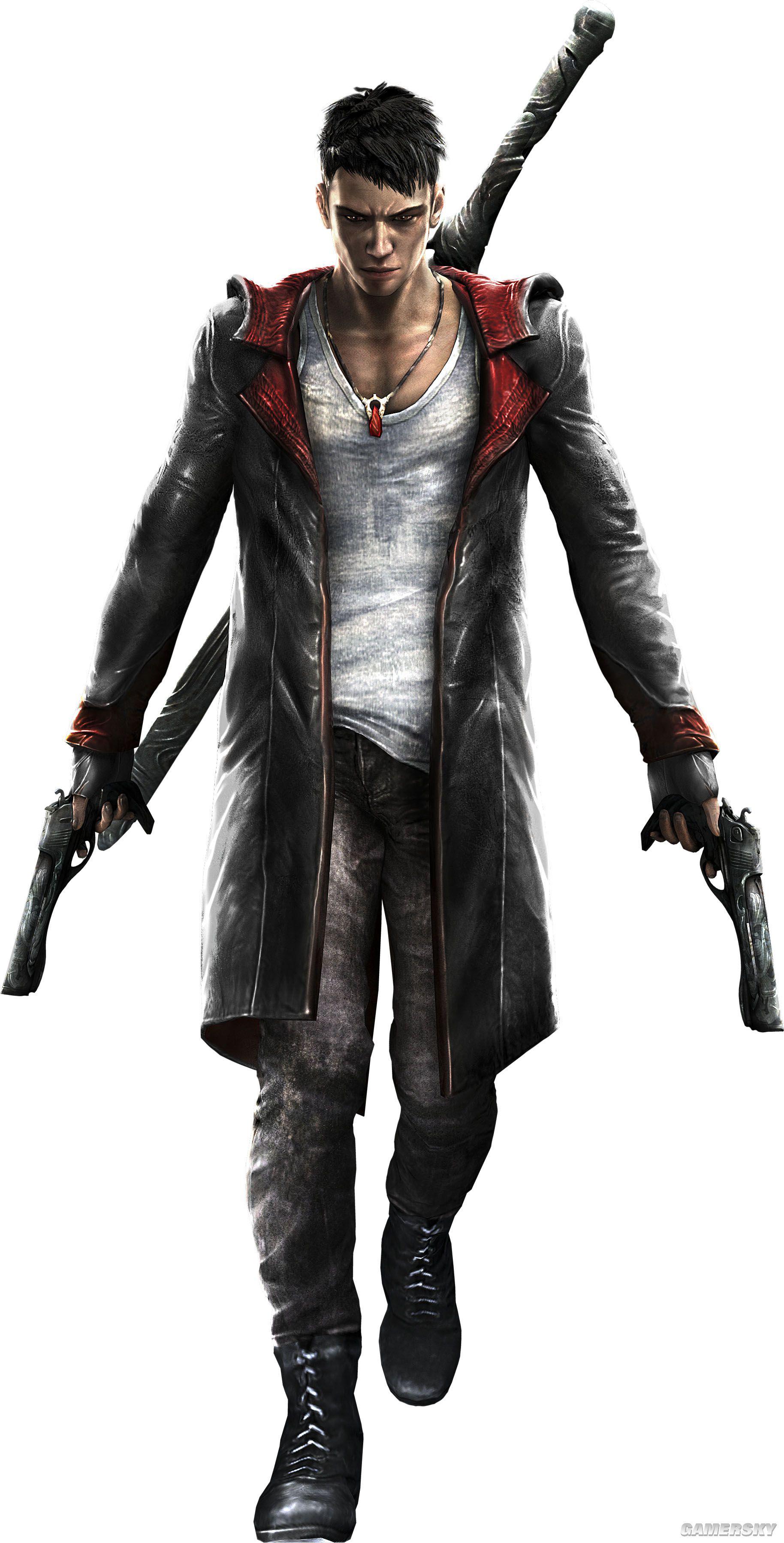 La Leyenda del Legendario Guerrero Espadachín [Dante ID] - Página 2 Dante.%28Ninja.Theory%29.full.1229552