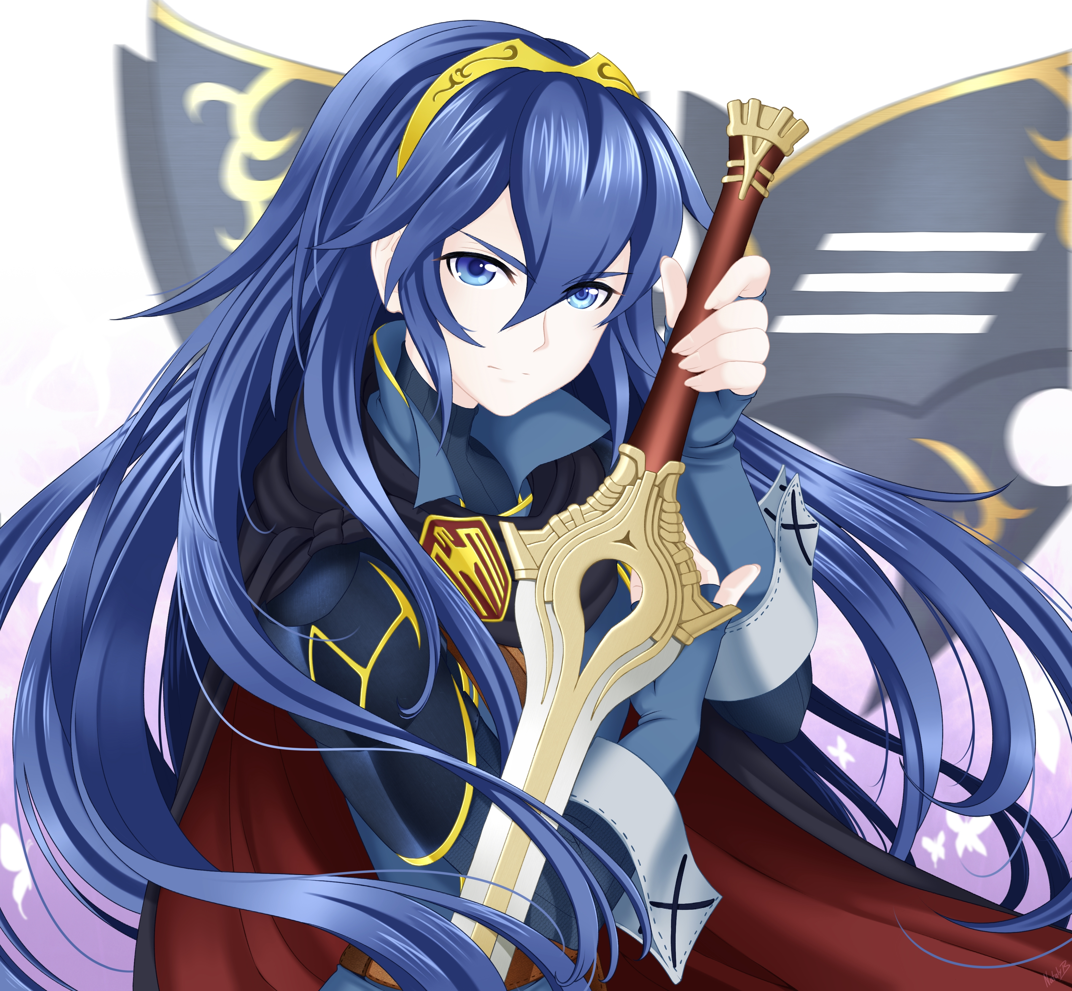 The Big Top (Entrance to the Workshop) [Registered Labyrinth Players] Lucina.(Fire.Emblem).full.1836479